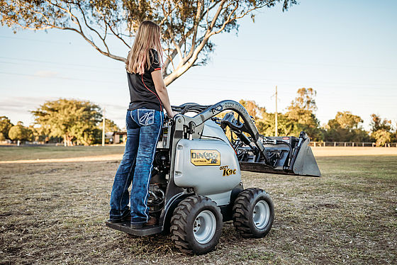North Queensland Equipment Partner with Dingo Australia