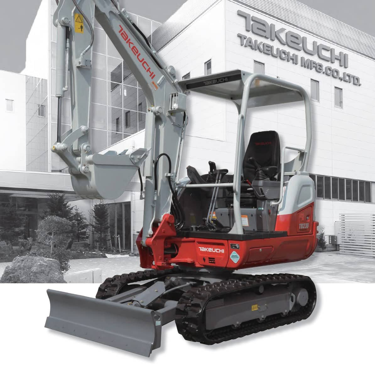 North Queensland Equipment Welcome FNQ Takeuchi owners to the family.